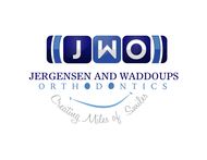 Jergensen and Waddoups Orthodontics Logo - Entry #58