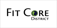 FitCore District Logo - Entry #88