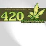 420 Magazine Logo Contest - Entry #37