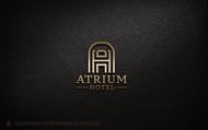 Atrium Hotel Logo - Entry #2