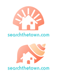 search the town .com     or     djsheil.com Logo - Entry #73
