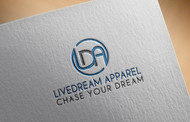 LiveDream Apparel Logo - Entry #200
