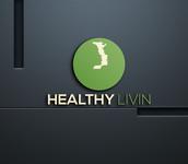 Healthy Livin Logo - Entry #80