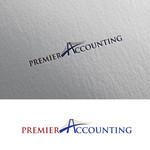 Premier Accounting Logo - Entry #76