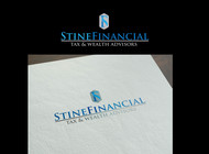 Stine Financial Logo - Entry #129