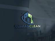 QuaranClean Logo - Entry #19