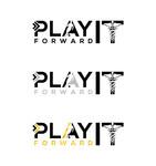 Play It Forward Logo - Entry #90