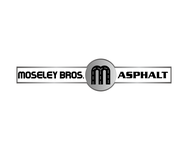 Moseley Bros. Asphalt Logo - Entry #11