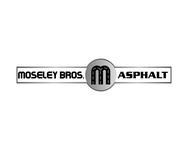 Moseley Bros. Asphalt Logo - Entry #11