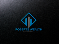 Roberts Wealth Management Logo - Entry #179