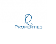 A log for Q Properties LLC. Logo - Entry #2