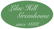 Lilac Hill Greenhouse Logo - Entry #129