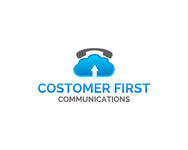 Customer First Communications Logo - Entry #47