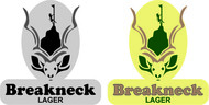 Breakneck Lager Logo - Entry #52