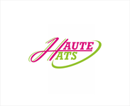 Haute Hats- Brand/Logo - Entry #52