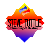 Steve Tuttle Plumbing & Heating Logo - Entry #28
