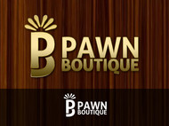 Either Midtown Pawn Boutique or just Pawn Boutique Logo - Entry #3