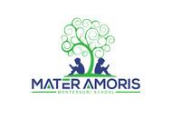 Mater Amoris Montessori School Logo - Entry #595