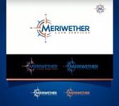 Meriwether Land Services Logo - Entry #87