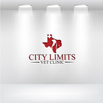 City Limits Vet Clinic Logo - Entry #163