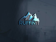 Ruffin'It Logo - Entry #134