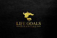 Life Goals Financial Logo - Entry #173
