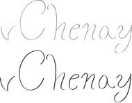 vChenay Logo - Entry #12