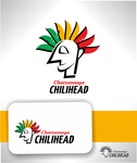 Chattanooga Chilihead Logo - Entry #27