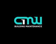 CMW Building Maintenance Logo - Entry #102