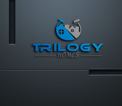TRILOGY HOMES Logo - Entry #202