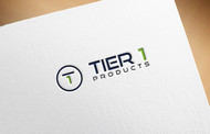 Tier 1 Products Logo - Entry #52