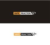 Vape Reaction Logo - Entry #31