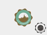 J.T. Carpentry Logo - Entry #8