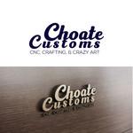 Choate Customs Logo - Entry #22