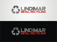 Lindimar Metal Recycling Logo - Entry #250