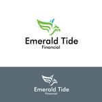 Emerald Tide Financial Logo - Entry #358