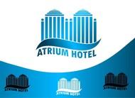 Atrium Hotel Logo - Entry #93