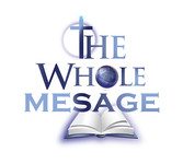 The Whole Message Logo - Entry #54