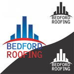 Bedford Roofing and Construction Logo - Entry #5