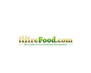 iHireFood.com Logo - Entry #8
