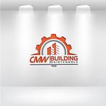 CMW Building Maintenance Logo - Entry #174