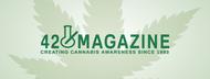 420 Magazine Logo Contest - Entry #77