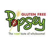 gluten free popsey  Logo - Entry #179