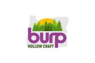 Burp Hollow Craft  Logo - Entry #293