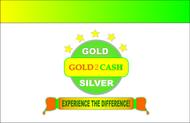 Gold2Cash Logo - Entry #30