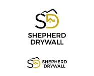 Shepherd Drywall Logo - Entry #344