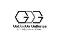 Go Dog Go galleries Logo - Entry #83