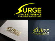 SURGE dance experience Logo - Entry #77