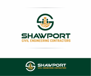 Shawport Civil Engineering Contractors Logo - Entry #43