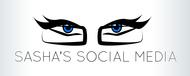 Sasha's Social Media Logo - Entry #9